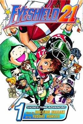 Eyeshield 21 Cover