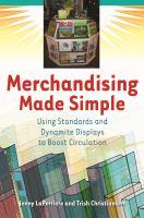 Merchandising Made Simple catalog link