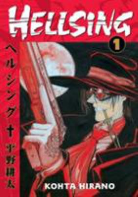 Cover image for Hellsing 