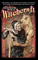 The Dark Horse Book of Witchcraft catalog link