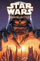 the cover of Star Wars: Honor and Duty