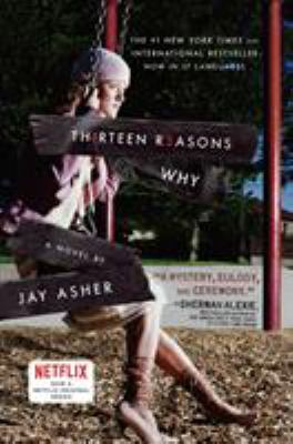 13 reasons why Cover Art