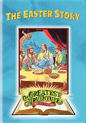 Cover image for The Easter story