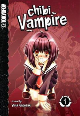 Cover image for Chibi vampire