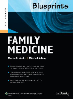 Blueprints family medicine