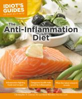 The Anti-inflammation Diet by Cannon, Christopher P. © 2014 (Added: 1/14/15)