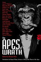 Cover image of The apes of wrath by 