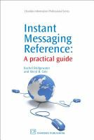 Instant Messaging Reference catalog link