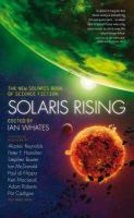 the cover of The Solaris Book of New Science Fiction