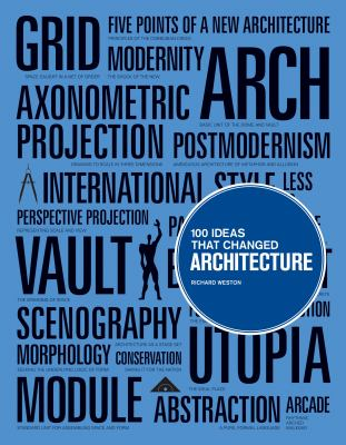 Book cover of 100 Ideas That Changed Architecture