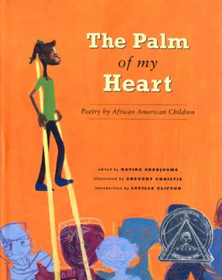 The Palm of My Heart by Davida Adedjouma