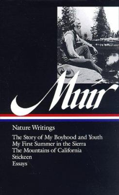 Cover image for Nature writings