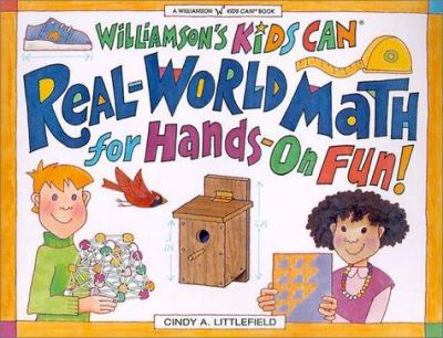 cover photo: Real-World Math for Hands-On Fun!
