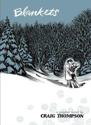 cover photo: Blankets: an illustrated novel (Jul 2003)