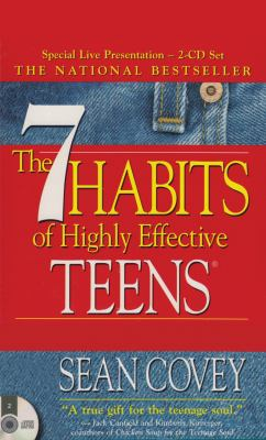 Cover image for The 7 Habits of Highly Effective Teens. 