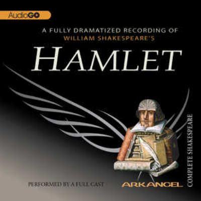 Hamlet audio book cover