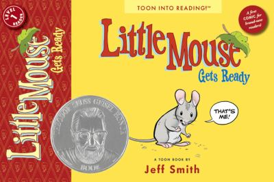 Cover image for Little Mouse gets ready