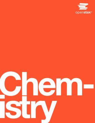 Cover image for Chemistry by OpenStax