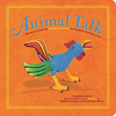 Cover image for Animal talk