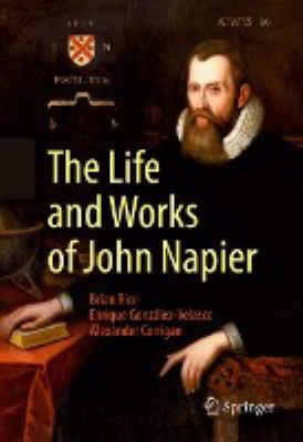 Book cover: The Life and Works of John Napier