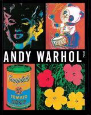 Cover image of Andy Warhol 1928-1987