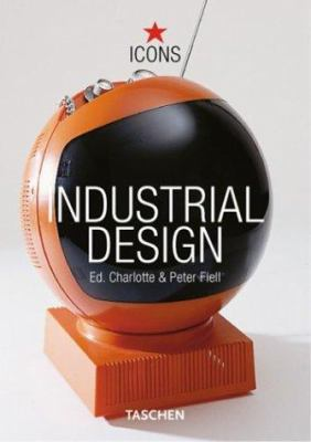 A book cover with a photo of an orange space helmet-shaped television. The title text is white set on top of the photo.