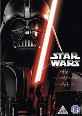 Star wars trilogy: Episodes IV, V and VI (DVD)