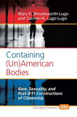book cover of Containing (un)American Bodies
