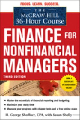 Details about The McGraw-Hill 36-hour course : finance for nonfinancial managers