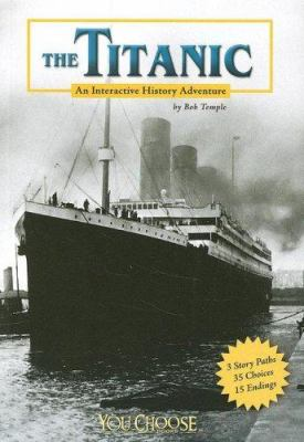Details about The Titanic: An Interactive History Adventure