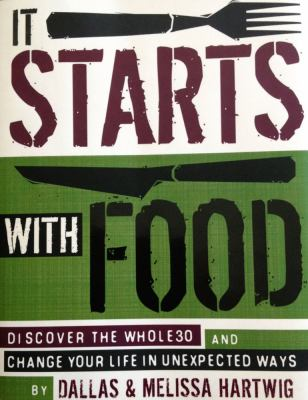 Details about It starts with food
