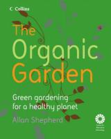 cover of The Organic Garden by Allan Shepherd