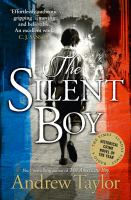 Cover art for The Silent Boy