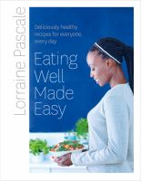 Cover art for Eating Well Made Easy