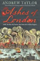 Cover art for The Ashes of London