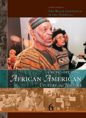 book cover Encyclopedia of African American Culture and History