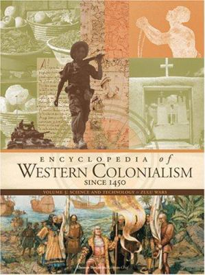 Encyclopedia of Western Colonialism since 1450, 2006