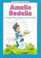 Cover art for Amelia Bedelia
