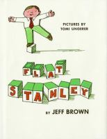 Cover art for Flat Stanley