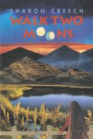 Cover art for Walk Two Moons