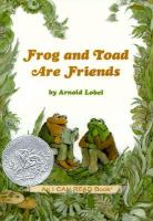 Cover art for Frog and Toad