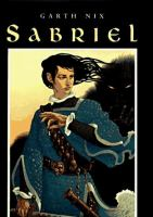 Cover art for Sabriel