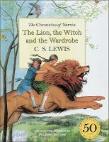 Cover art for The Lion the Witch and the Wardrobe