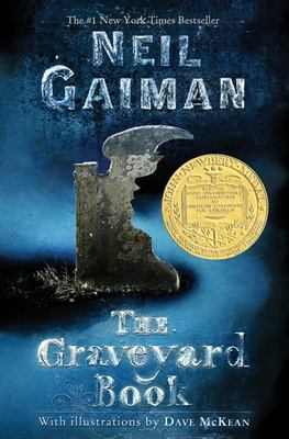 Graveyard Book Cover