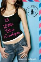 Cover art for 13 Little Blue Envelopes
