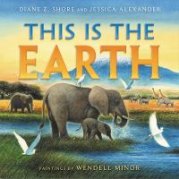 Cover art for This Is the Earth