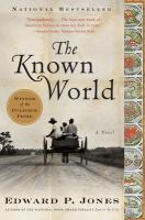 Cover art for The Known World