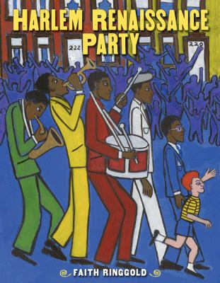 Harlem Renaissance by Faith Ringgold