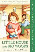 Cover art for Little House in the Big Woods