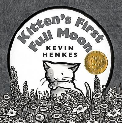 Cover image for Kitten's first full moon